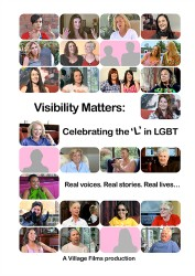 Visibility Matters Celebrating The 'L' in LGBT Spread 0 recto
