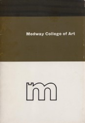 Medway College of Design Student Union and Student Association Statements, 1961-1980 Spread 0 recto