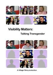 Visibility Matters Talking Transgender Spread 0 recto