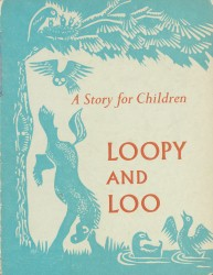 Loopy and Loo: a story for children Spread 0 recto