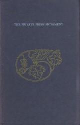 The Private Press Movement Spread 0 recto